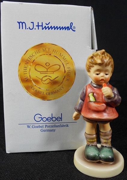 hummel figurine delicious