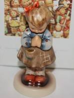 hummel figurine evening prayer